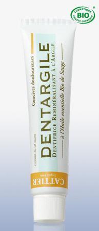 Купить Зубная паста дентаржиль с шалфеем для чувствительных десен (75 мл) cattier