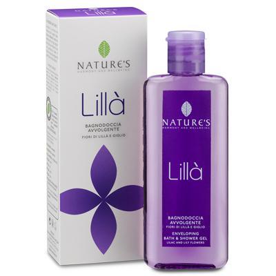 Купить Lilla гель для ванны и душа nature's