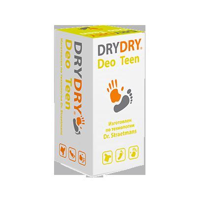 Купить Средство от потоотделения для подростков teen dry dry