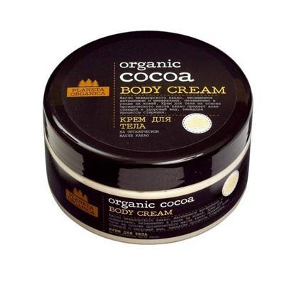 Купить Крем для тела organic cocoa planeta organica