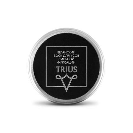 Купить Воск для усов веганский trius