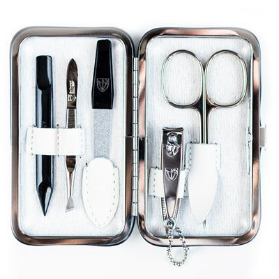 Купить Маникюрный набор 5 предметов (белый) solingen kellermann