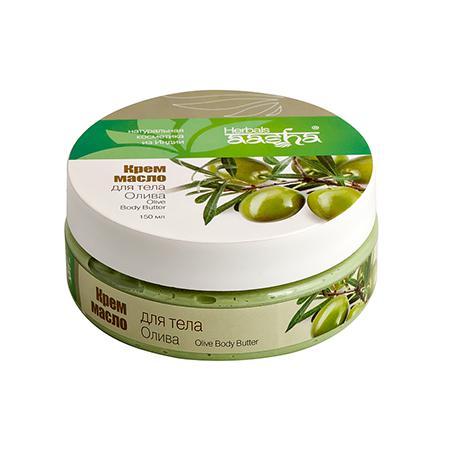 Купить Крем-масло для тела олива aasha herbals