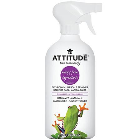 Купить Экологический очиститель для ванных комнат (спрей) attitude