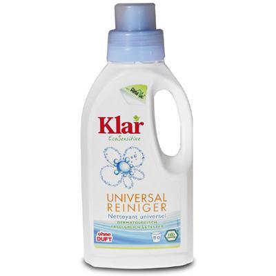 Купить Универсальное чистящее средство для водостойких поверхностей (0,5 л) klar