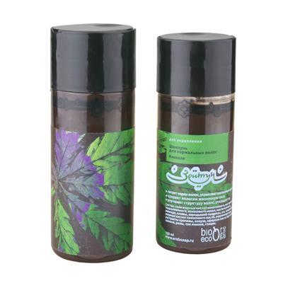 Купить Шампунь конопля  для укрепления нормальных волос зейтун