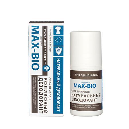 Купить Кристаллический дезодорант max-bio кристалл «сила природы» max-f