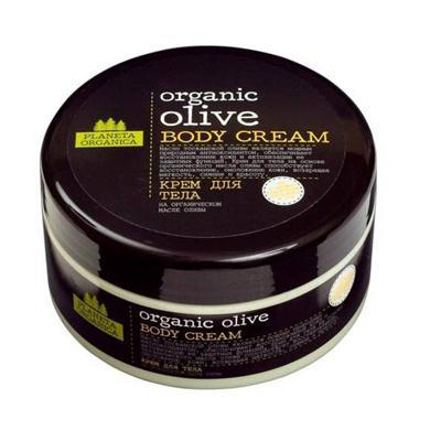 Купить Крем для тела organic olive planeta organica