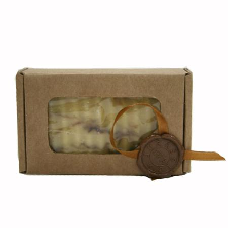 Купить Натуральное мыло каннабикум с лавандой и эвкалиптом jurassic spa