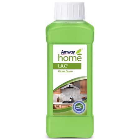 Купить L.o.c. моющее средство для кухни amway