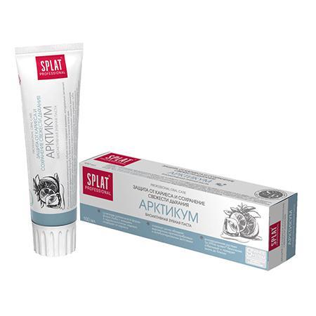 Купить Освежающая зубная паста арктикум splat