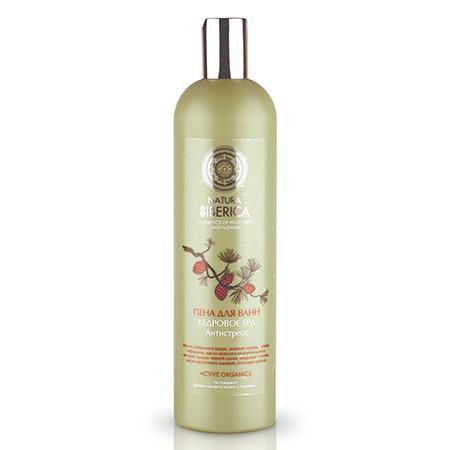 Купить Пена для ванн «кедровое spa» natura siberica