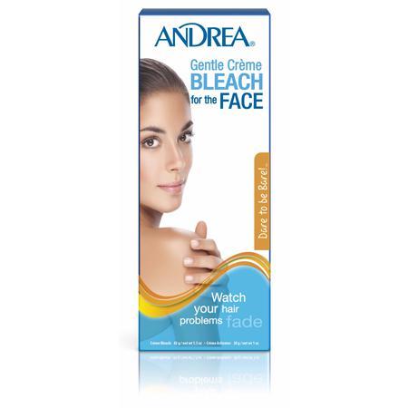 Купить Обесцвечивающий крем для волос на лице andrea