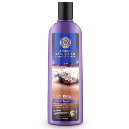 Купить Шампунь для волос северное сияние kamchatka natura siberica