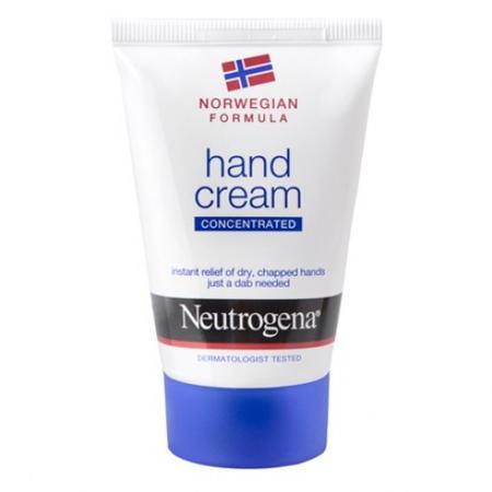 Купить Крем для рук с запахом (hand cream concentrated hand care) neutrogena