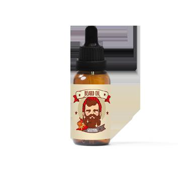 Купить Масло для бороды «warming» бородист