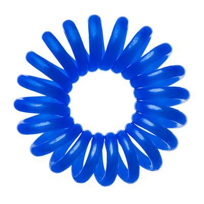 Купить Резинка для волос синяя invisibobble