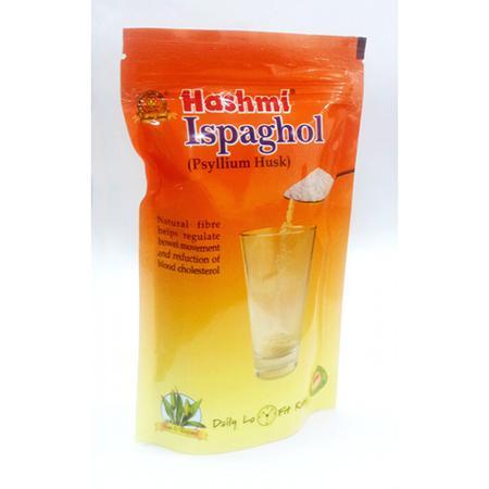 Купить Испагол — шелуха подорожника (psillium husk) 290 гр hashmi