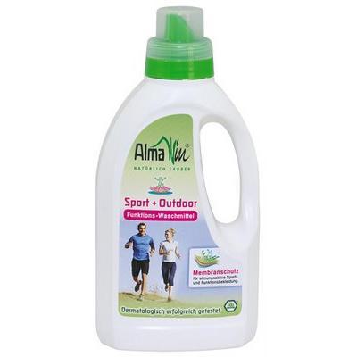 Купить Жидкое средство для стирки спортивных и мембранных тканей эко almawin