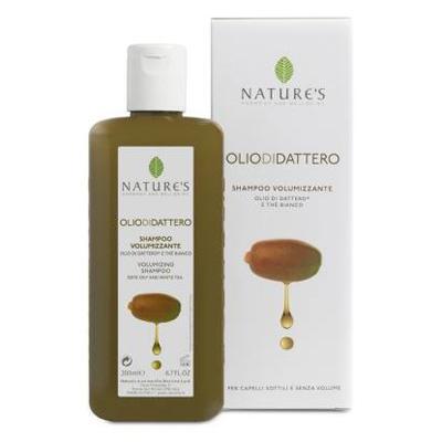 Купить Oliodidattero шампунь для увеличения объема волос nature's