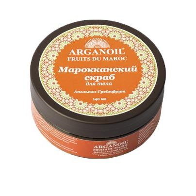 Купить Марокканский скраб для тела argana