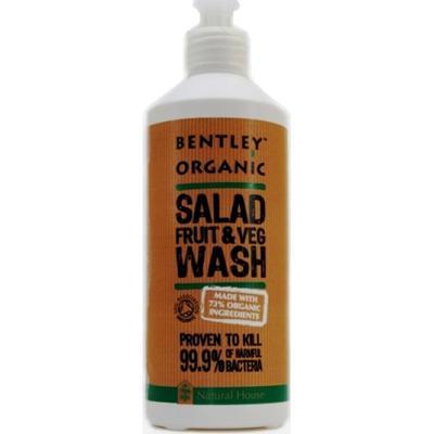Купить Жидкость для мытья овощей и фруктов  bentley organic
