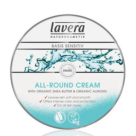 Купить Мягкий био-крем для тела универсальный basis sensitiv lavera