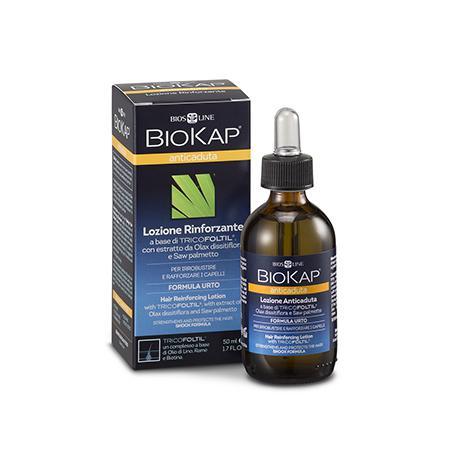 Купить Лосьон для укрепления и защиты волос от потери biokap