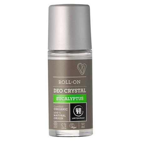 Купить Шариковый дезодорант-кристалл эвкалипт urtekram