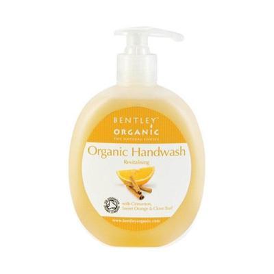 Купить Мыло жидкое. оживляющее. с корицей, сладким апельсином и гвоздикой bentley organic