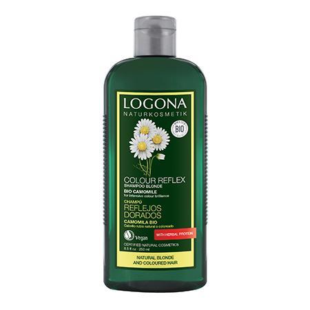 Купить Шампунь для окрашенных волос «ромашка» logona, 250 мл