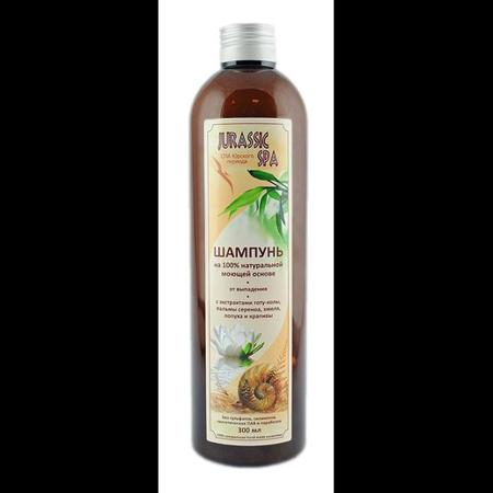Купить Шампунь натуральный против потери волос jurassic spa
