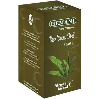 Купить Масло чайного дерева 30 мл хемани