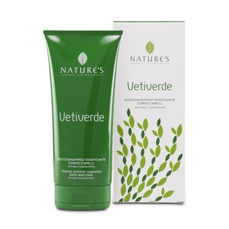 Купить Vetiverde шампунь и гель для душа nature's