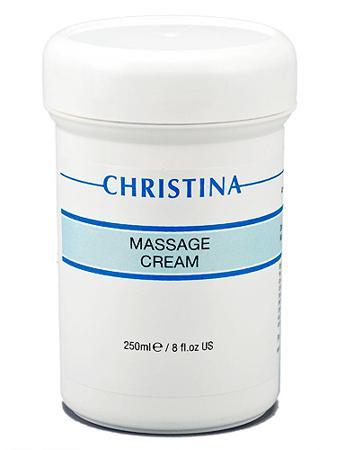 Купить Массажный крем для всех типов кожи christina
