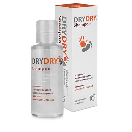 Купить Dry dry shampoo - эффективное средство для мытья волос и кожи головы