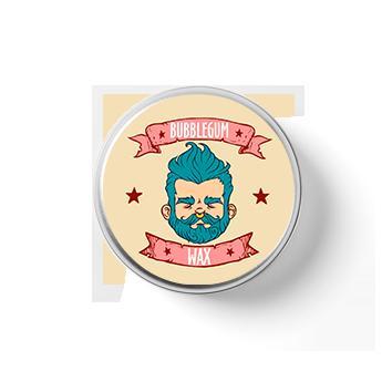 Купить Воск для усов «bubblegum» бородист