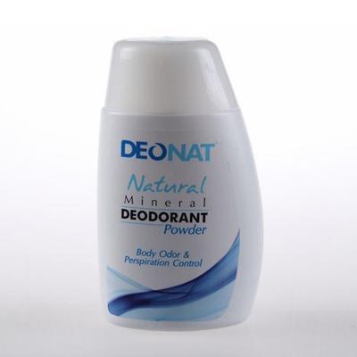 Купить Минеральный дезодорант порошок для тела deonat