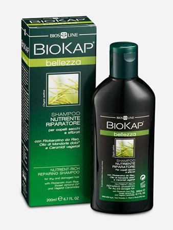 Купить Шампунь питательный, восстанавливающий biokap