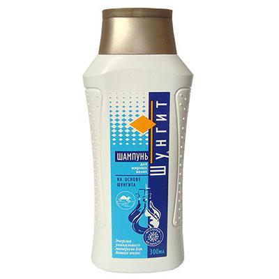 Купить Шампунь на основе шунгита для жирных волос шунгит