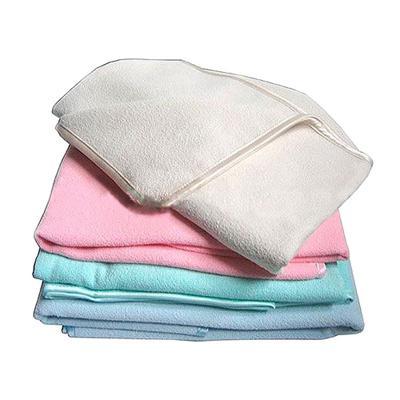 Купить Полотенце банное 80х150 см розовое белый кот
