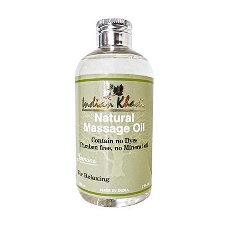 Купить Чувственное массажное масло с жасмином indian khadi