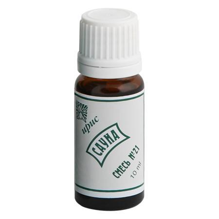 Купить Смесь эфирных масел №21 сауна iris