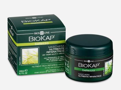 Купить Маска для волос питательная, восстанавливающая biokap