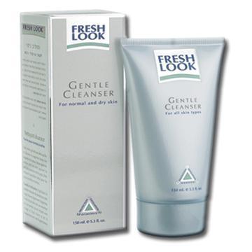 Купить Очищающий крем-гель  для нормальной и сухой кожи fresh look