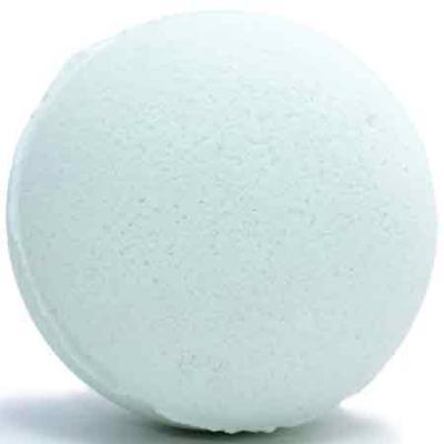 Купить Бурлящий шарик для ванн лайм и мята ми&ко