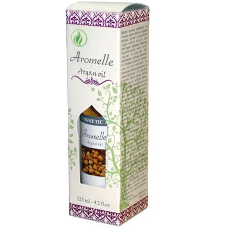 Купить Аргановое масло для кожи и волос organic aromelle