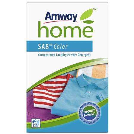 Купить Sa8 порошок для стирки цветных тканей amway