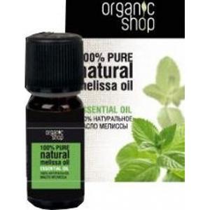 Купить Натуральное эфирное масло «мелисса» organic shop