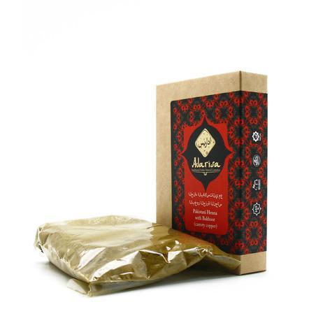 Купить Пакистанская хна для волос с бахуром (рыже-медная) adarisa